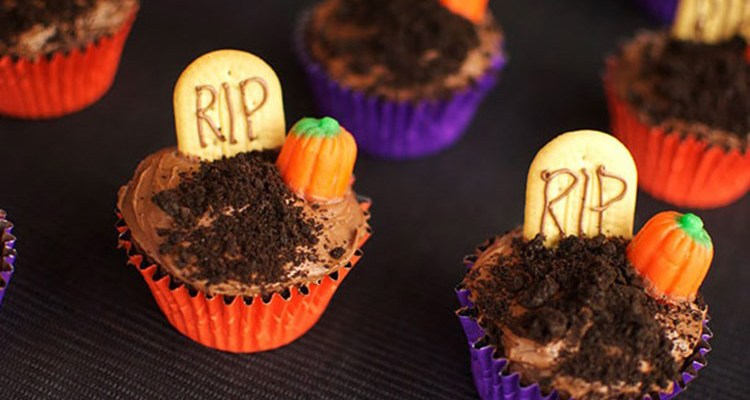 Awesome Halloween Cupcakes