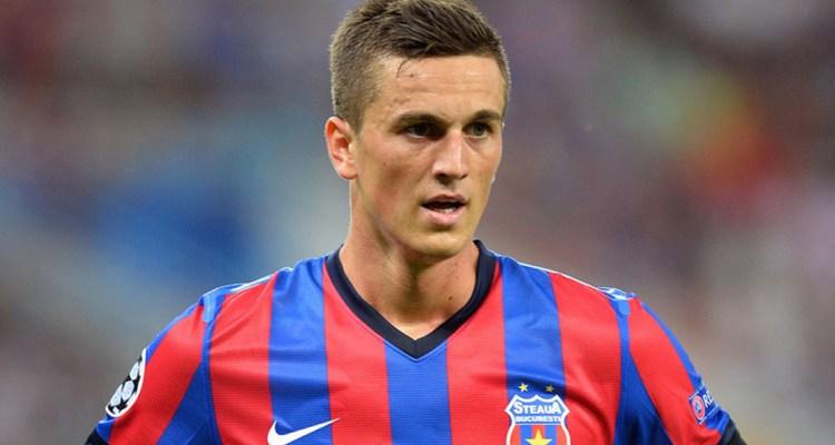 Steaua Bucharest player