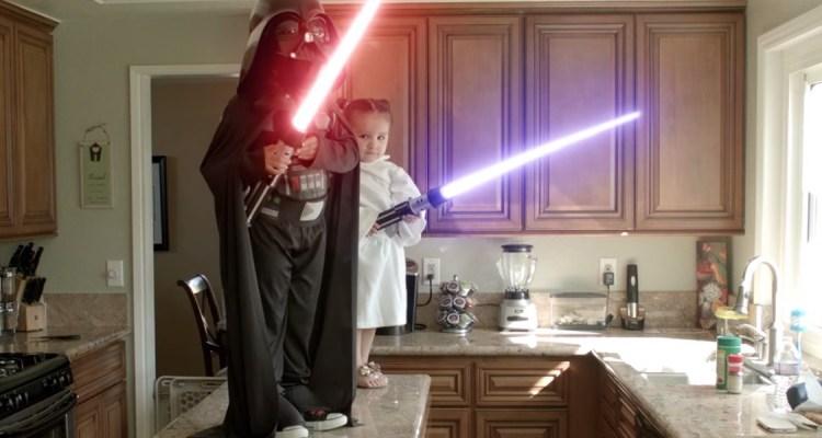 Star Wars Jedi Babies