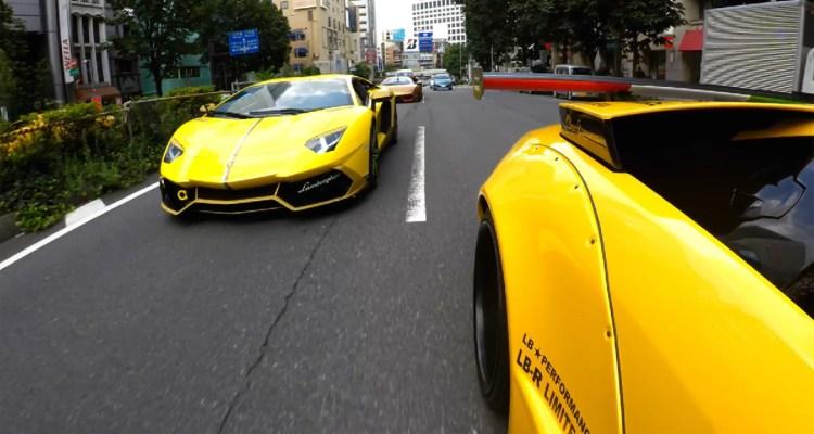 GoPro 4K Streets of Japan