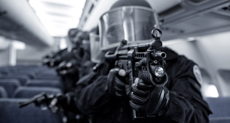 tactical police
