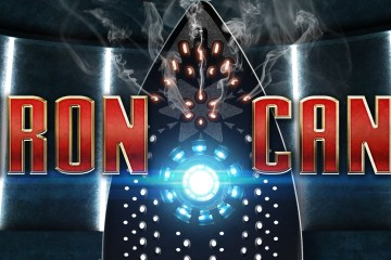 IRON CAN