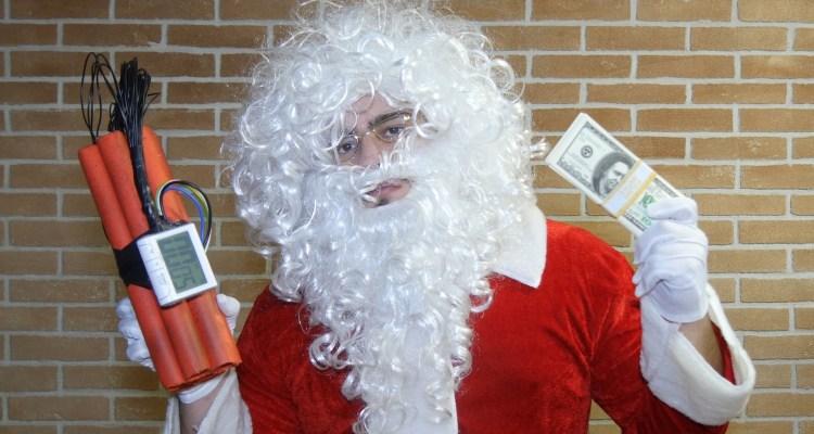 Psycho Santa Claus