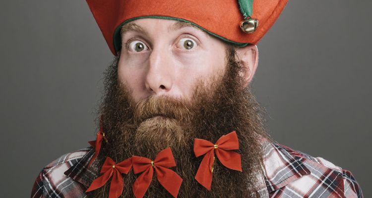 Beard of christmas