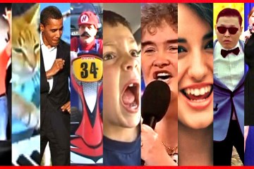 10 Years of YouTube x Evolution of Viral Video 1