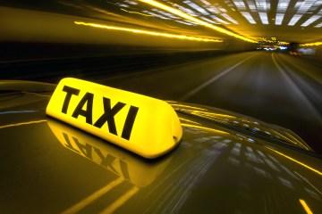 taxi swap scam