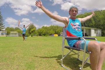 Trick Shots the Aussie Way 1