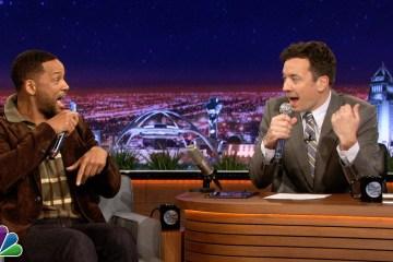 Will Smith & Jimmy Fallon Beatbox 1