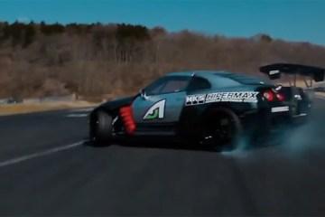 R35 GTR Formula D