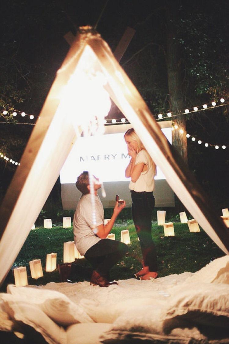 Men who took Marriage Proposal the the next Level (27 Photos) 27