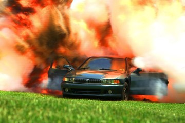 Car Bomb Surprise