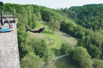 wireless Bungee Jump