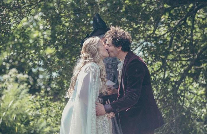 Hobbit-mad couple transform their garden into Middle Earth 1