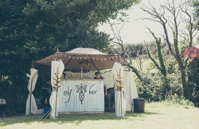 Hobbit-mad couple transform their garden into Middle Earth 11