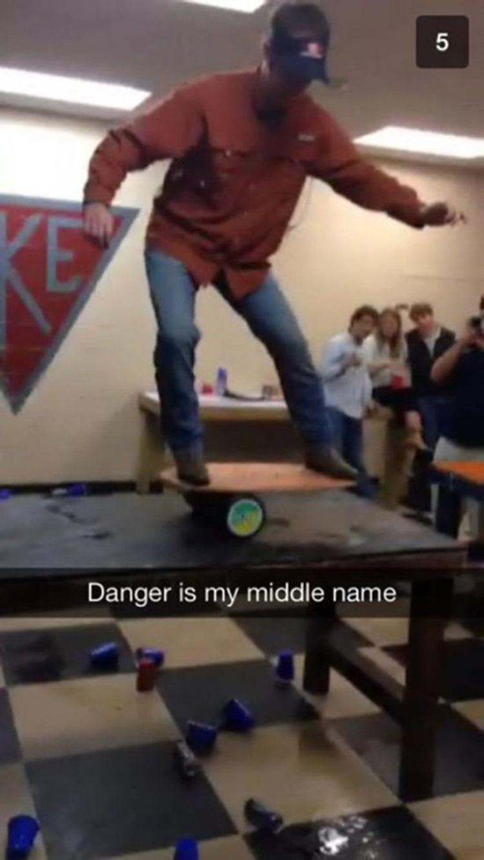 College Life in America 23