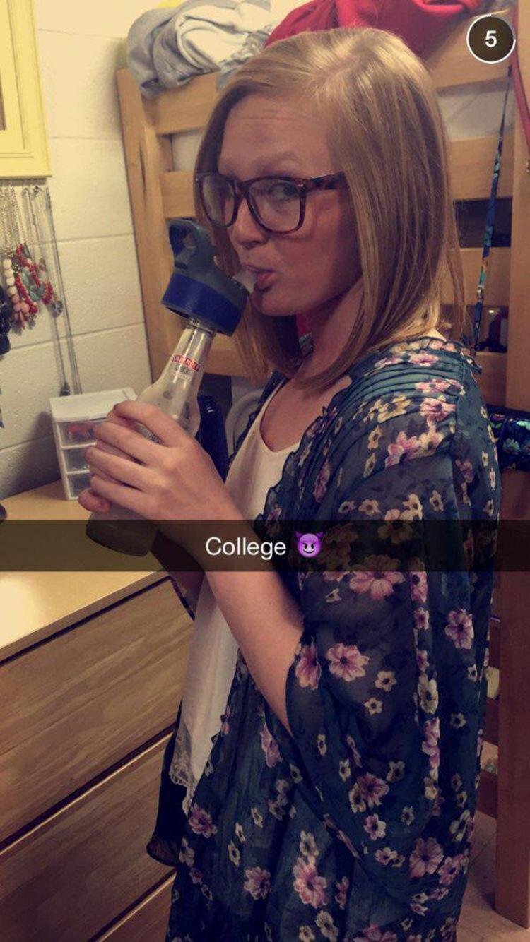 College Life in America 27