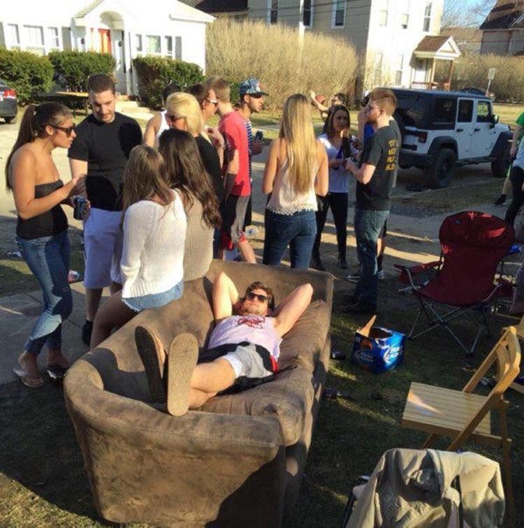 College Life in America 30