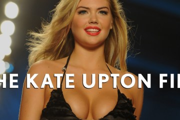 The Kate Upton File