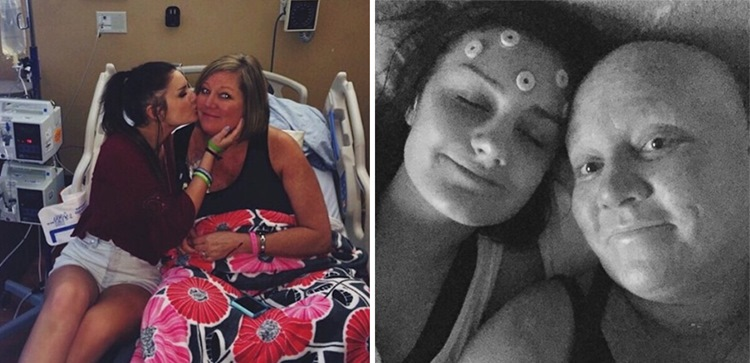 Allie undergoing chemotherapy gets a sweet surprise from her homecoming date (9 Photos) 8