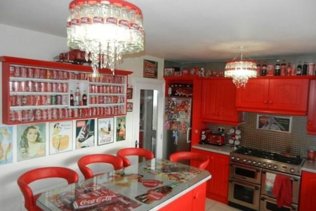 coca cola house