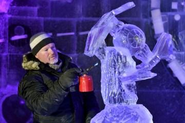 Ice Sculpture Festival