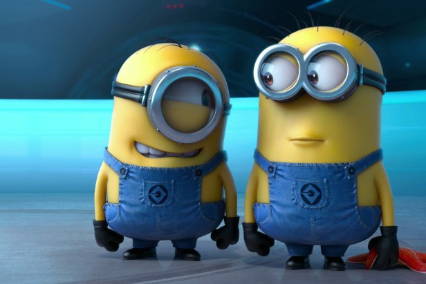 Minions - The Competition
