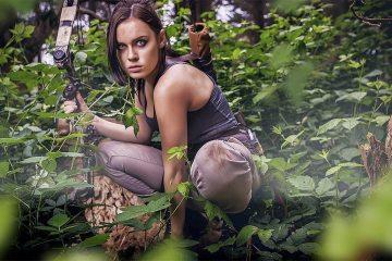 Real life Lara Croft