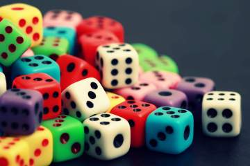 10 Wicked Bets dices