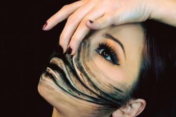 Andrea De La Ossa makeup artist monsters