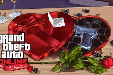 Valentine in Grand Theft Auto Online