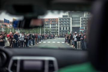 DAY 1 - 2016 Runball Rally - Knokke to Colmar