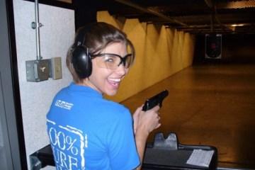 Badchix With Guns college girl