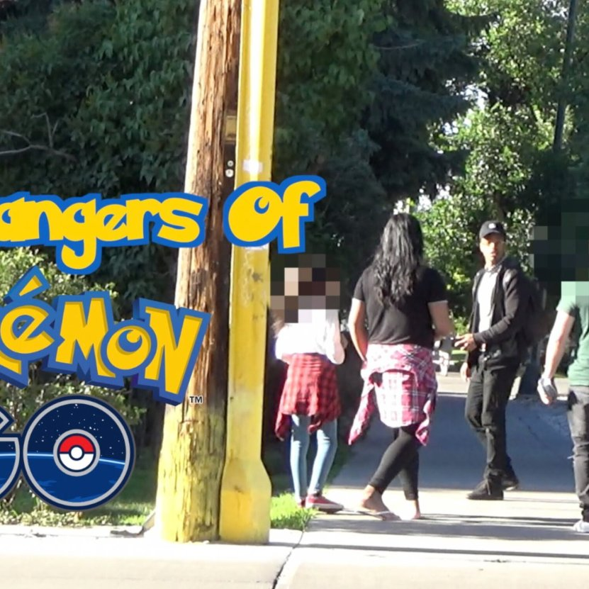Child Abduction pokemon go