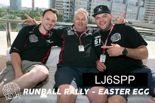 Runball Rally - Free Easter Eggs 7