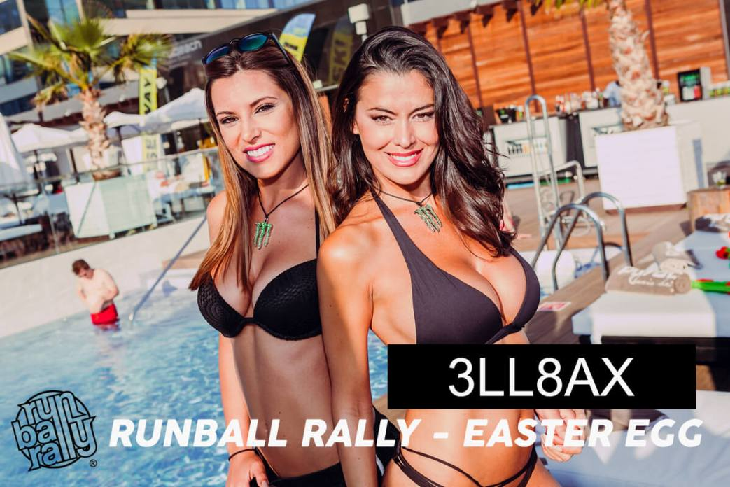 Runball Rally - Free Easter Eggs 10