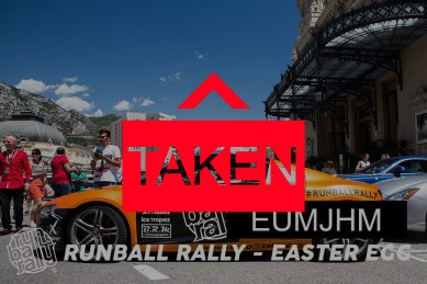 Runball Rally - Free Easter Eggs 14