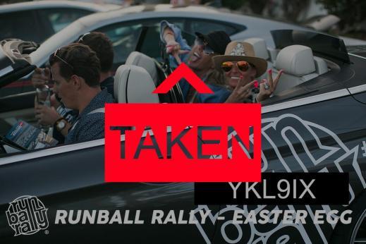 Runball Rally - Free Easter Eggs 15