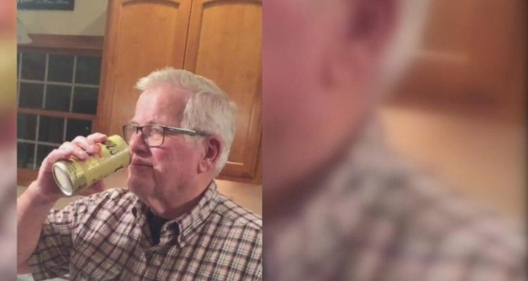 Grandpa Opens Beer He Saved 32 Years for Cubs Win