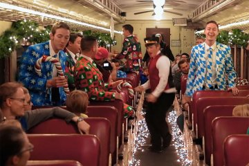 Ultra Awesome Polar Express Flash Mob 2016 1