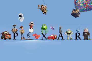 Did you know about the Disney Pixar Films Easter Eggs?
