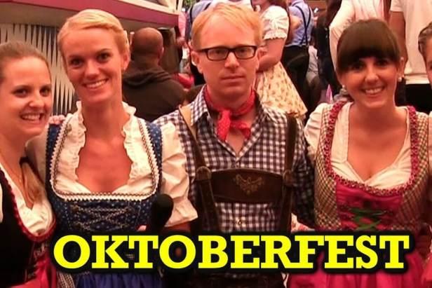 Joe Goes To Oktoberfest 2017 In Munich