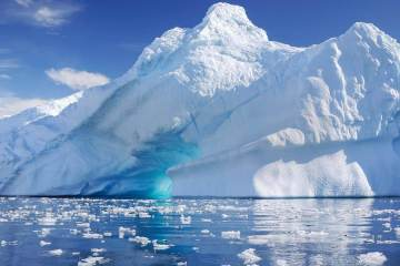 Satellite Detects MASSIVE Object Under Antarctica Aliens or Nazis