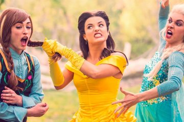 Princess Dance Battle