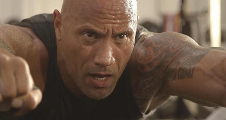The Rock's Ultimate Workout