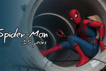 15 years of SPIDER-MAN