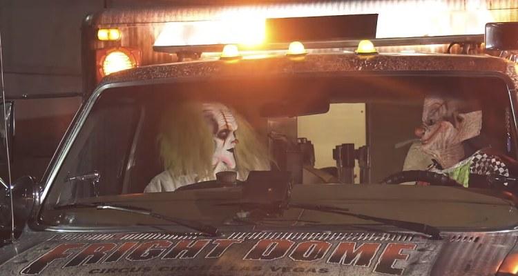 Las Vegas Killer Clowns Sightings