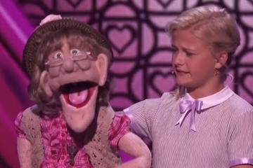 Meet Darci Lynne and her Talent