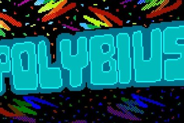 POLYBIUS - The Video Game That Doesn't Exist 1
