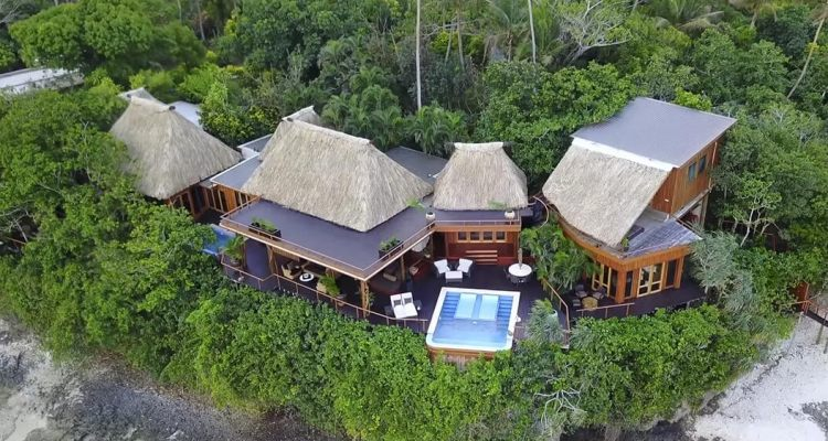 Inside a $52 million Massive Beachfront Mansion in Fiji 1
