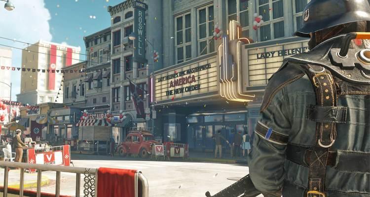 Wolfenstein II: The New Colossus 1